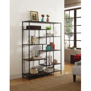 Great Price Kimberli Etagere Bookcase By Latitude Run