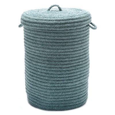 Colonial Mills Blend Laundry Hamper Color: Teal