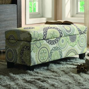 Lola Upholstered Storage Bench by Latitude Run