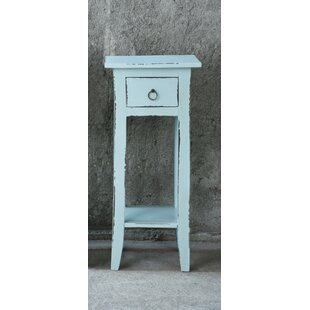 Bettie End Table by Highland Dunes