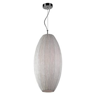 Orren Ellis Monk 1-Light Cone Pendant
