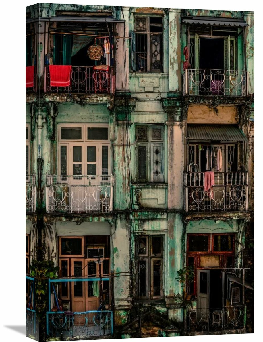 Global Gallery Remnants Of Another Era By Marcus Blok Photographic Print On Wrapped Canvas Wayfair