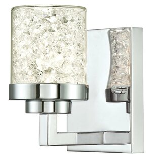 Mantua 1-Light Bath Sconce by Latitude Run