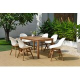 Onamia 7 Piece Dining Set