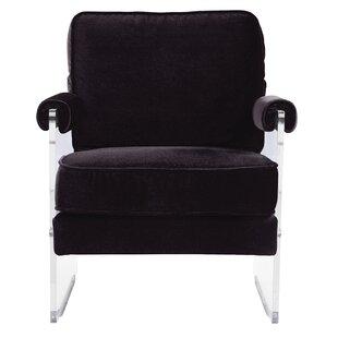 Hugh Armchair by Everly Quinn