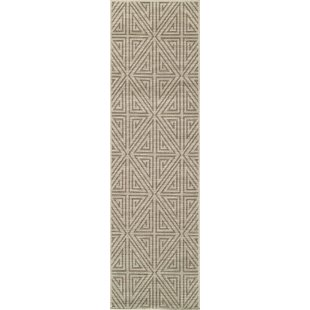 Ballance Putty/Parchment Indoor/Outdoor Area Rug