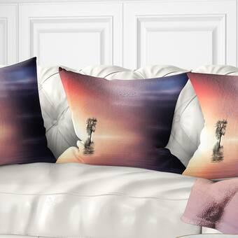 Loon Peak Commodore Singh Cowhide Lumbar Pillow Wayfair