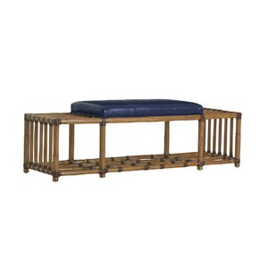 Twin Palms Storage Bench