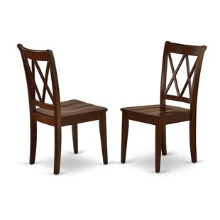 Farris Solid Wood Dining Chair (Set of 2)