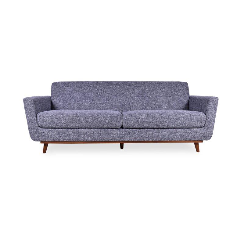 Seth Mid Century Modern Sofa