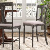 Dunwoody 24 Bar Stool (Set of 2) by Three Posts