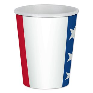 Patriotic Paper Disposable Cup
