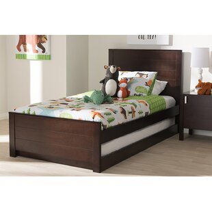 Harvill Twin Bed with Trundle
