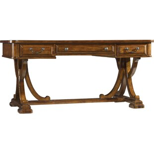 Tynecastle Solid Wood Writing Desk