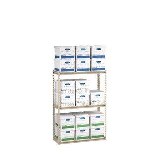 Archive 4 Shelf Shelving Unit Starter
