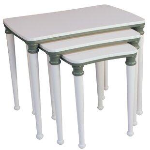 Osorio 3 Piece Nesting Tables