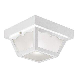 Design House 2-Light Flush Mount