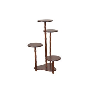 Finnley Flower Plant Stand By Marlow Home Co.