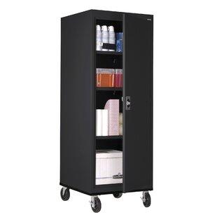 Bargain Transport 2 Door Storage Cabinet by Sandusky Cabinets