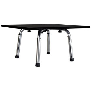 Symple Stuff Keister Height Adjustable Ta..