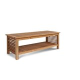 Crider Solid Wood Coffee Table