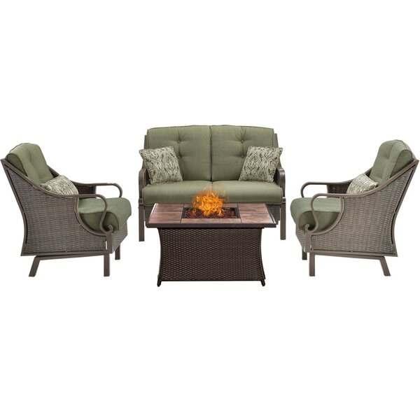 Patio Conversation Sets Youu0027ll Love | Wayfair