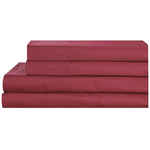 Luxe Series 600 Thread Count 100% Cotton Sateen Sheet Set