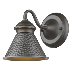 Gessner LED Outdoor Barn Light By Breakwater Bay Outdoor Lighting
