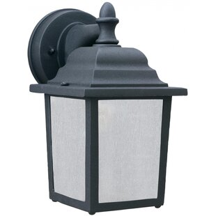 1-Light Outdoor Wall Lantern by Efficient Lighting Comparison