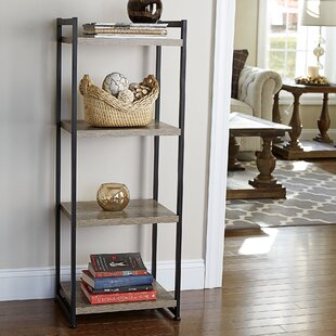 Ashwood Etagere Bookcase