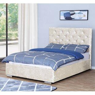 Humberto Upholstered Ottoman Bed By Willa Arlo Interiors