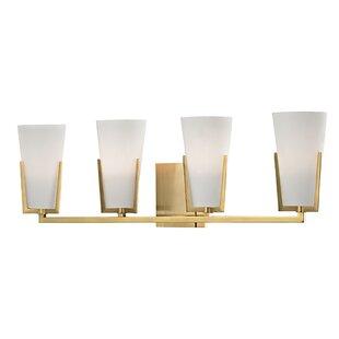 Brayden Studio Levine 4-Light Vanity Light