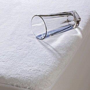 Terry Towelling Hyporallergenic/WaterProof Mattress Protector By Wayfair Sleep