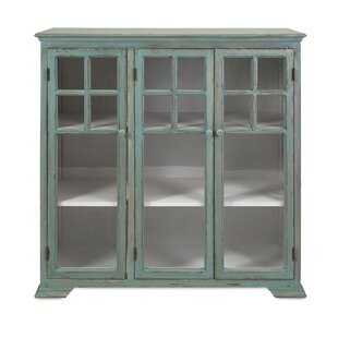 Giacinta 3 Door Accent Cabinet by Highland Dunes