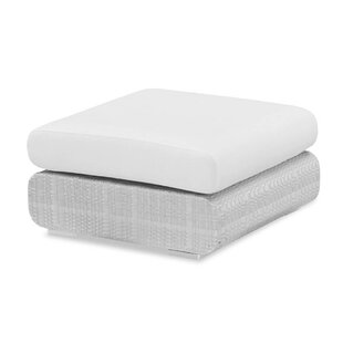 100 Essentials Sumba Ottoman with Cushion