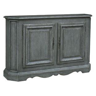 Josie 2 Door Accent Cabinet by One Allium Way