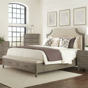 Karpinski Upholstered Storage Standard Bed