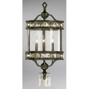 Cyan Design Buckingham 3-Light Lantern Pendant