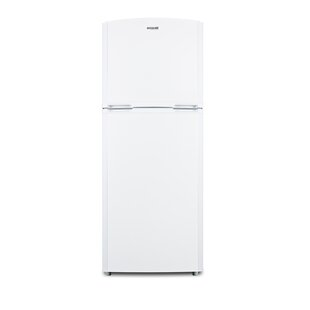 Mount 12.9 cu. ft. Counter Depth Top Freezer Refrigerator by Summit Appliance