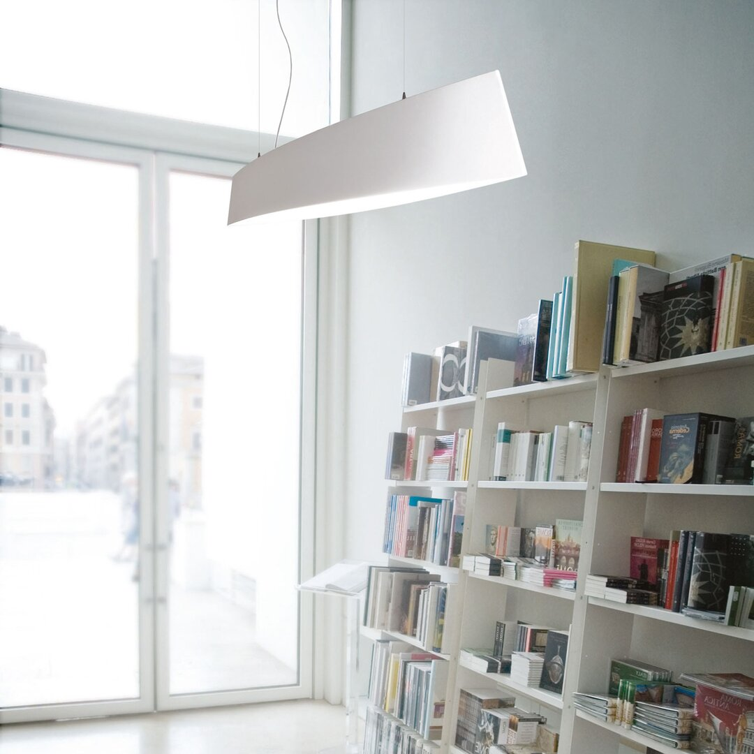 Vessel Linear LED 1-Light Kitchen Island Pendant