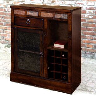 Bar with Wine Storage by Sunny Designs