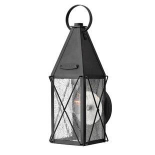 Price comparison Smardale Outdoor Wall Lantern By Gracie Oaks