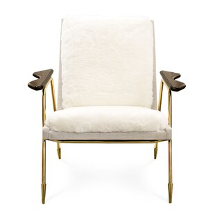Ingmar Armchair by Jonathan Adler