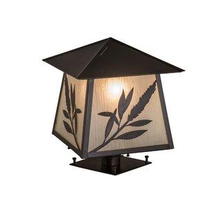 Meyda Tiffany 1-Light Pier Mount Light