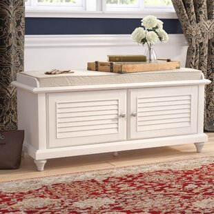 Three Posts Yancy Storage Bench