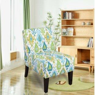 Bungalow Rose Ashlynn Slipper Chair