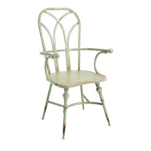 Noella Metal Armchair by Ophelia & Co. Great price