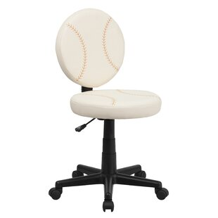 Buying Lynda Baseball Mid-Back Kids Desk Chair ByZoomie Kids