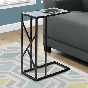 Vanbrunt End Table by Wrought Studio