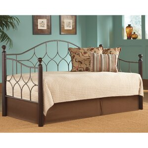 Cromkill Complete Metal Daybed by Darby Home Co Image